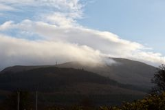 Mourne Berge, Nordirland Lizenzfreie Stockfotografie