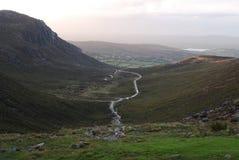Mourne Berge, Nordirland Lizenzfreies Stockfoto