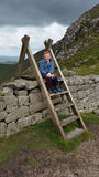 In the mourne mountains Royalty Free Stock Photography