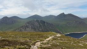 Mourne mountains Royalty Free Stock Images