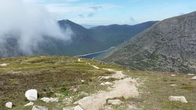 The mourne mountains Stock Photos