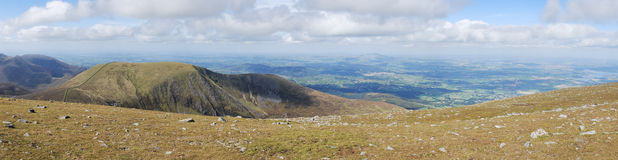 Mourne Mountains, Northern Ireland royalty free stock photography