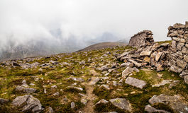 Mourne mountains Royalty Free Stock Photo