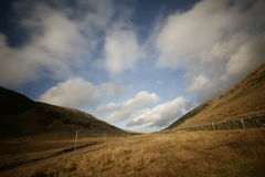 Mourne valley Royalty Free Stock Photo