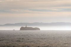 Mouro Island Royalty Free Stock Images