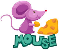 Mouse stock illustration
