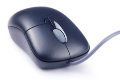 Mouse. Computer mouse in isolated background stock photo