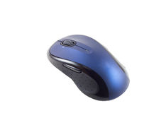 Mouse. A wireless mouse isolated on white with clipping path