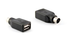 Mouse adapter Royalty Free Stock Photography