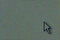 Mouse arrow simbol Stock Photos