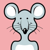 Mouse avatar Stock Image