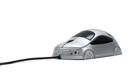 Mouse car Royalty Free Stock Photography