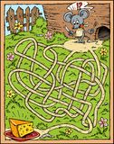 Mouse & Cheese Labyrinth