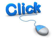 Free Mouse Click Stock Photography - 28971552