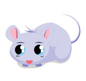Mouse so cute Royalty Free Stock Photography