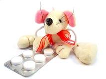 Mouse del bambino Immagini Stock Libere da Diritti