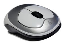 Mouse del calcolatore immagine stock