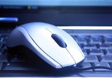 Mouse del calcolatore Immagine Stock Libera da Diritti