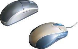 Mouse del calcolatore illustrazione di stock