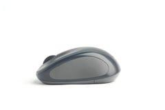 mouse del calcolatore isolato su priorità bassa bianca Fotografia Stock Libera da Diritti