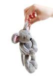 Mouse del giocattolo Fotografia Stock Libera da Diritti
