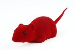 Mouse del giocattolo Fotografie Stock