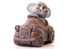 Mouse dell'automobile Immagini Stock