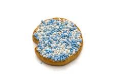 Mouse della fetta biscottata dell'azzurro del wirh Immagini Stock