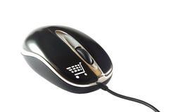 Mouse di acquisto immagine stock
