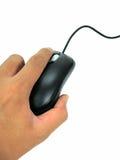 Mouse a disposizione Immagini Stock Libere da Diritti