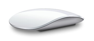 Mouse futuristico del calcolatore (vettore) Fotografie Stock Libere da Diritti