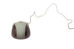 Mouse grigio Fotografia Stock
