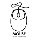 Mouse icon design vector illustration eps10 graphic Stock Photo