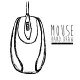Mouse icon design vector illustration eps10 graphic Stock Image