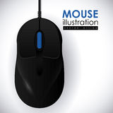 Mouse icon design vector illustration eps10 graphic Stock Photos