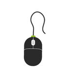 Mouse icon. Gadget and technology design. Vector graphic royalty free illustration