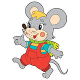 Mouse Illustration Royalty Free Stock Image