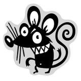 Mouse illustration  Royalty Free Stock Image