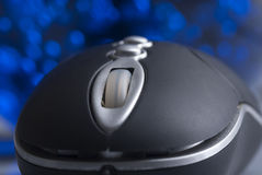 Mouse macro Stock Image