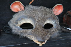 Mouse Mask Royalty Free Stock Image