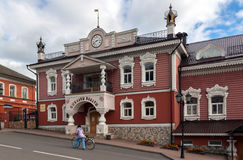 Mouse Museum in Myshkin, a town in Russia Royalty Free Stock Photos