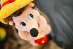Mouse plush Stock Image