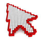 Mouse pointer Stock Photography