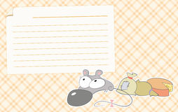 Mouse recipes Stock Photos