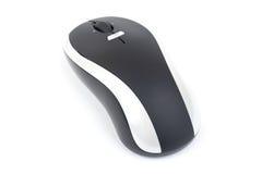Mouse senza cordone del laser. Fotografie Stock Libere da Diritti