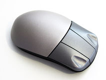 Mouse senza fili Immagine Stock