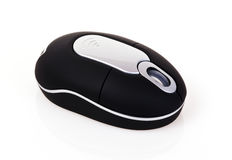 Mouse senza fili Fotografia Stock Libera da Diritti
