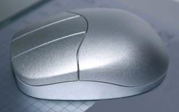 Mouse senza fili Fotografia Stock