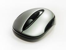 Mouse senza fili del calcolatore. Immagine Stock