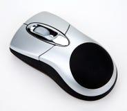 Mouse senza fili del calcolatore immagine stock libera da diritti